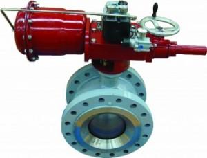 Masoneilan 36005 Series V-Max-Control Ball valve-faraham tajhiz-photo