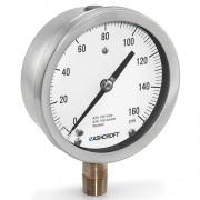 Ashcroft 1009 4.5 6 Inch Pressure Gauge-Faraham-Tajhiz-Payam