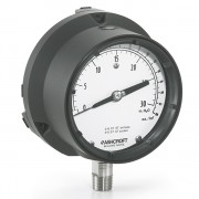 Ashcroft 1189 Low Pressure Bellows Gauge-Faraham-Tajhiz-Payam