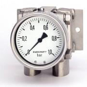 Ashcroft 5503 Differential Pressure Gauge-Faraham-Tajhiz-Payam