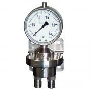 Ashcroft 5509 Differential Pressure Gauge-Faraham-Tajhiz-Payam
