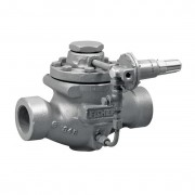 Fisher Type 63EG Relief Valve or Backpressure Regulator-Faraham-tajhiz-payam