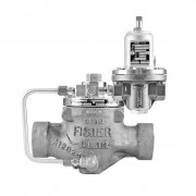 Fisher Type LR125 Pressure Reducing Liquid Regulator-Faraham-tajhiz-payam