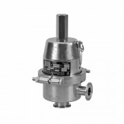 Fisher Type SR5 Sanitary Pressure Regulator-Faraham-tajhiz-payam