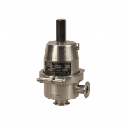 Fisher Type SR8 Sanitary Backpressure Regulator-Faraham-tajhiz-payam