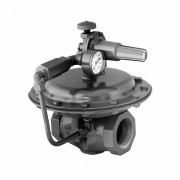 Fisher Types 1808 and 1808A Relief Valve or Backpressure Regulators-Faraham-tajhiz-payam