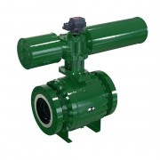 Fisher V270 Full-Bore Ball Control Valve-Faraham-tajhiz-payam