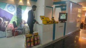 رسکیوتیپ در نمایشگاه برق