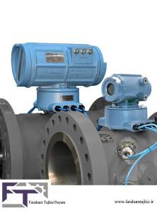 Daniel 3410-Gas Ultrasonic Flow Meters-photo-farahamtajhizpayam