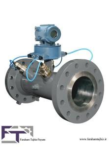 Daniel 3411 One-Path Gas Ultrasonic Flow Meter-photo-farahamtajhizpayam