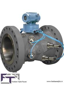 Daniel 3414 Four-Path Gas Ultrasonic Flow Meter-photo-farahamtajhizpayam