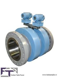 Daniel 3416 4+2-Gas Ultrasonic Flow Meter-photo-farahamtajhizpayam