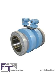 Daniel 3417 4+4-Gas Ultrasonic Flow Meter-photo-farahamtajhizpayam