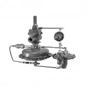 Fisher Type 1190 Low-Pressure Gas Blanketing Regulator-Faraham-tajhiz-payam